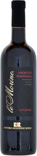 LE MORINE ROMAGNA D.OC. SANGIOVESE